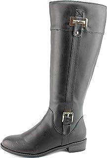 Karen Scott Womens DELIEE Round Toe Riding Boots