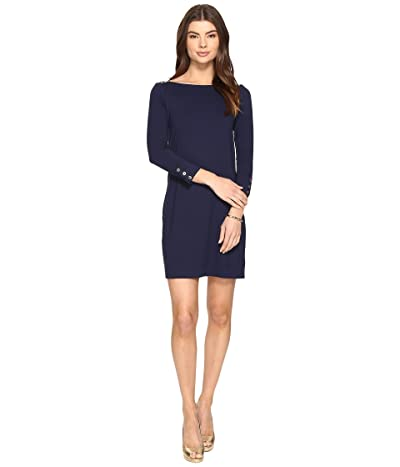 Lilly Pulitzer UPF 50+ Sophie Dress (True Navy) Women