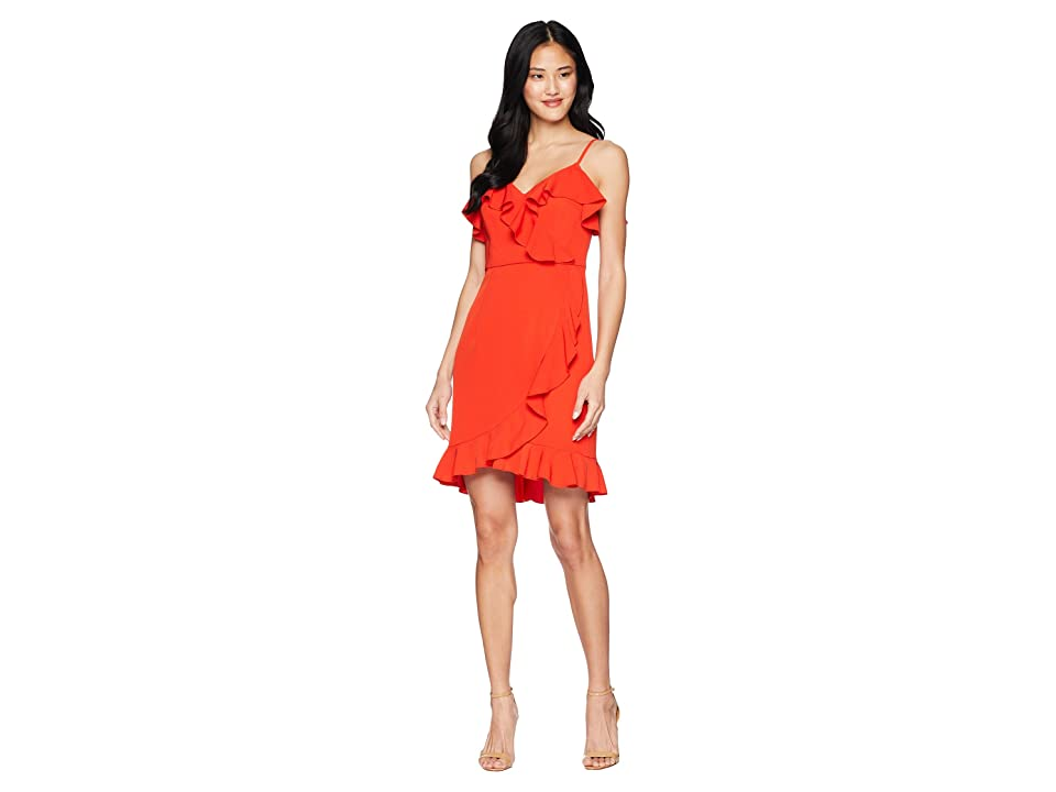 Trina Turk Reese Dress (Poppy) Women