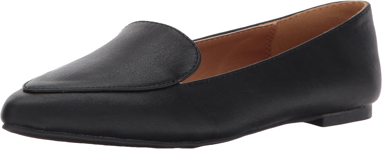 Qupid Womens Swirl-70 Slip-On Loafer