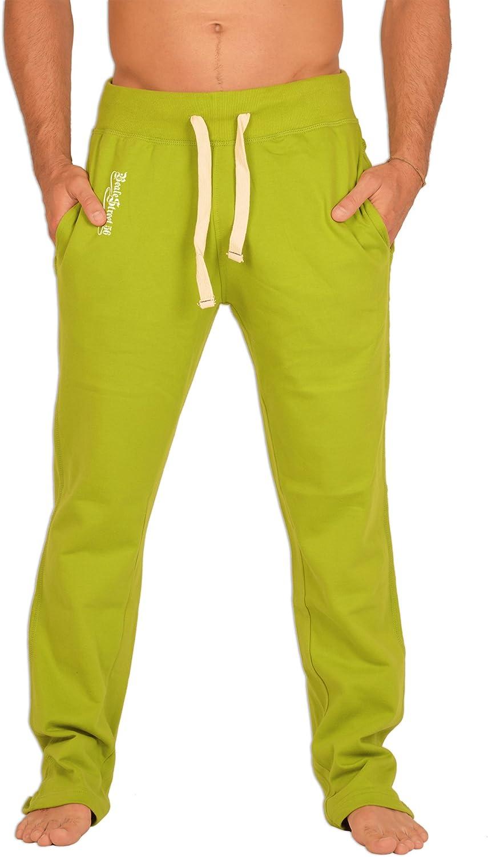 2XL IMAKO/® Lange Klassische Herren Jogginghose Freizeithose I Sweatpants mit Taschen I Laufhose mit Seitentaschen Rei/ßverschlu/ß M/änner Gr/ö/ße S
