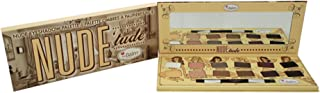 theBalm NUDE 'tude Eyeshadow Palette, Naughty, 12 Neutral Shades