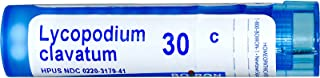 Lycopodium Clavatum 30C Homeopathic Medicine for Bloated Abdomen (80 Pellets)