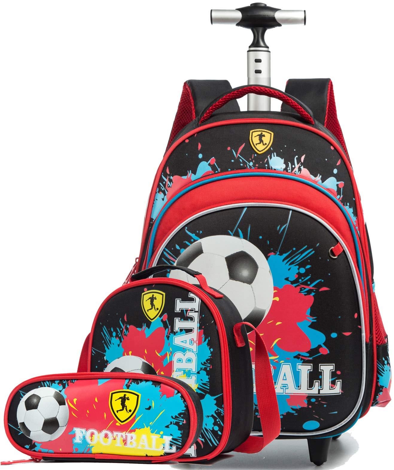 Meetbelify Unicorn Backpacks Backpack Football