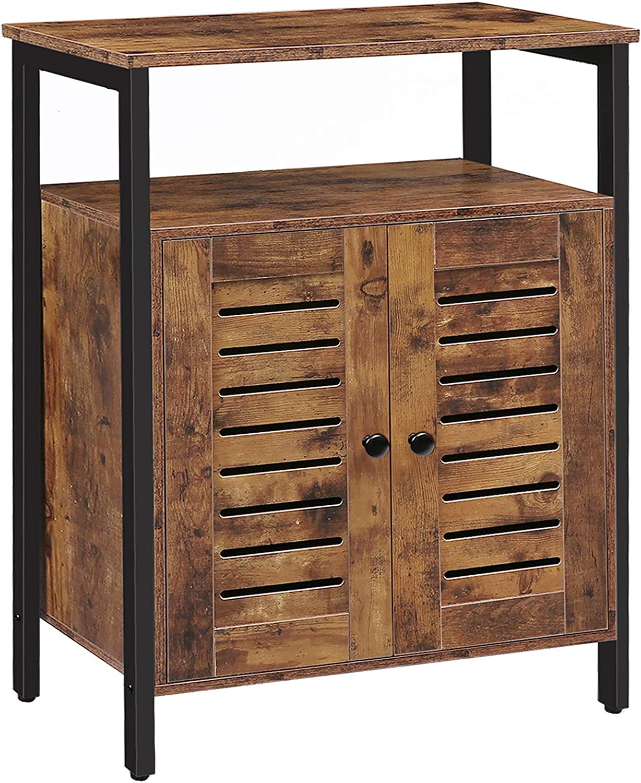 HOOBRO Bathroom Floor Storage Cabinet Industr Latest item Max 67% OFF Standing