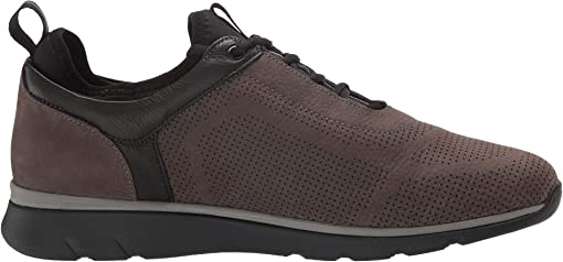 Charcoal Oiled Waterproof Nubuck