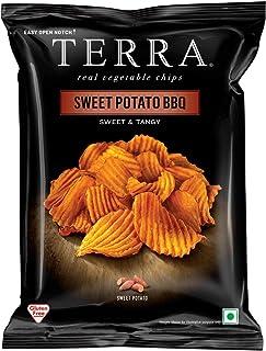 Hain Celestial Terra Sweet Potato Bbq, Sweet & Tangy, 30 gm (Pack of 1)