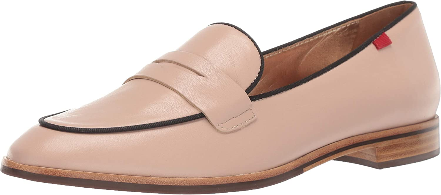 MARC JOSEPH NEW YORK Womens Womens Genuine Leather Made in Brazil Bryant Park Loafer Loafer