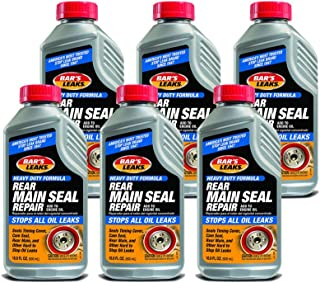 Bar's Leaks 1040-6PK Concentrated Rear Main Seal Repair - 16.9 oz, (Pack of 6)