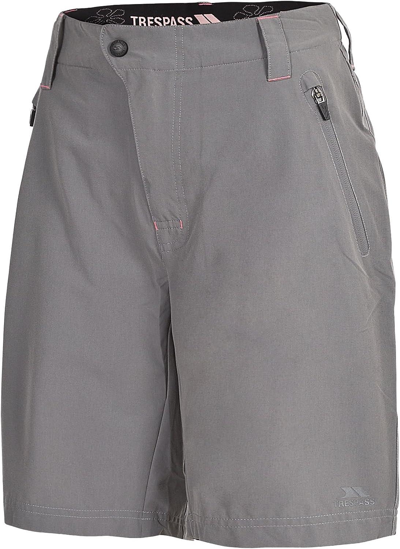 Trespass Brooksy Womens Shorts Trail Pants