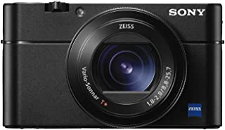 Sony Compact DSC-RX100M5A Advanced Digital 4K Camera (Black)