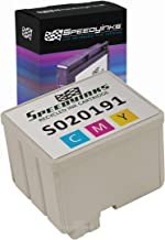 Speedy Inks Remanufactured Ink Cartridge Replacement for Epson S020191