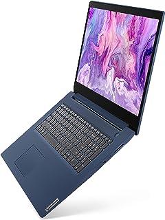 Lenovo IdeaPad 3 17.3インチ ノートパソコン: 第10世代 Core i5-10210U、256GB SSD、8GB RAM、17.3インチ フルHD IPSディスプレイ