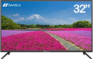 SANSUI Smart TV 32 LED HD Netflix Dolby Audio SMX-32P28NF