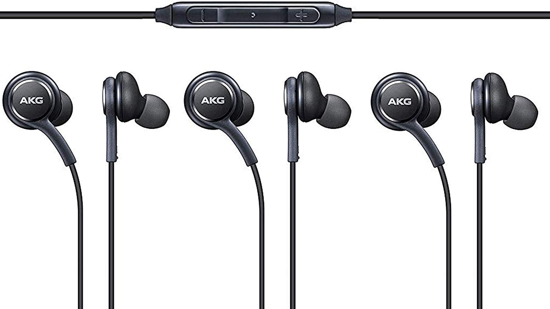 Akg Kopfhörer 3 Er Set In Ear Headset Mit Elektronik