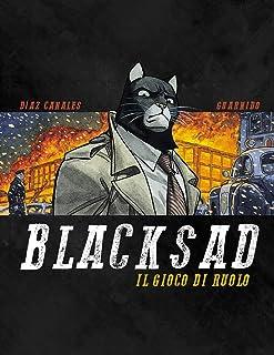 Blacksad. Il gioco di ruolo ufficiale