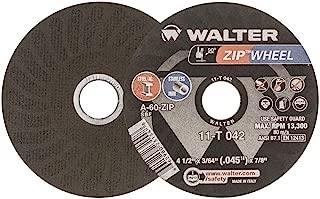 walter zip cut discs
