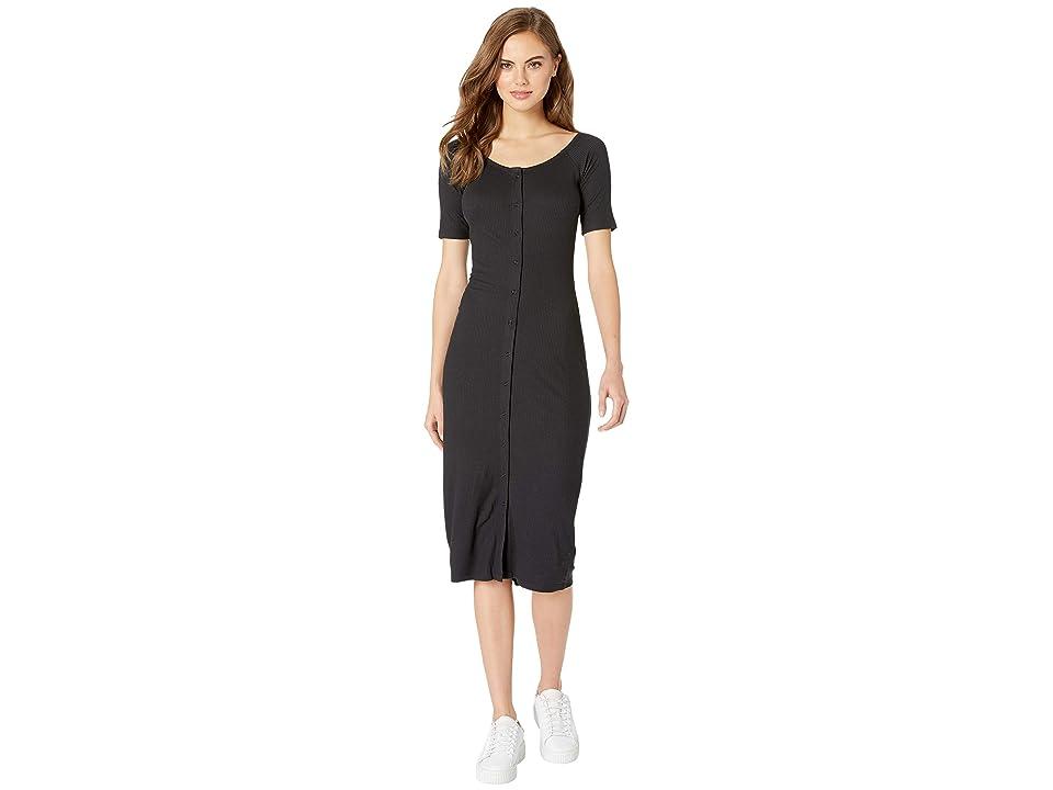 RVCA Dia Dress (Black) Women