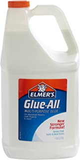Elmer's E1326 Multi-Purpose Liquid GlueExtra Strong, 1 gal, Great for Making Slime