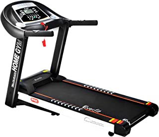 Treadmill Home Electric Treadmills with Incline Everfit Folding Running Exercise Machine 3.5HP Motor 15-level Auto Incline...