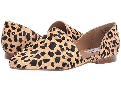 Steve Madden Talent-L Flat (Leopard) Women