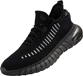 Men's Breathable Fashion Sneaker Damping Running Walking...