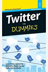 Twitter for Dummies; Pocket ed Paperback