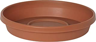 Bloem Terra Plant Saucer Tray Terra Cotta for Planters Size 17-20