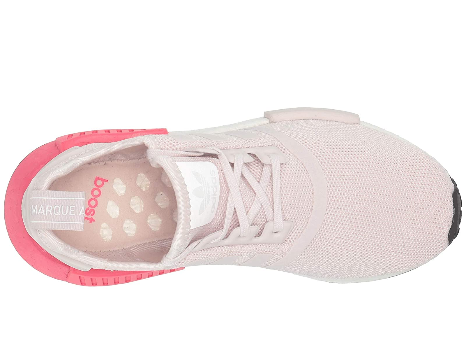 Girl-039-s-Sneakers-amp-Athletic-Shoes-adidas-Originals-Kids-NMD-R1-J-Big-Kid thumbnail 3
