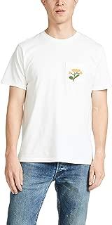 Men's Short Sleeve Soft Harvest Print Pocket Tee
