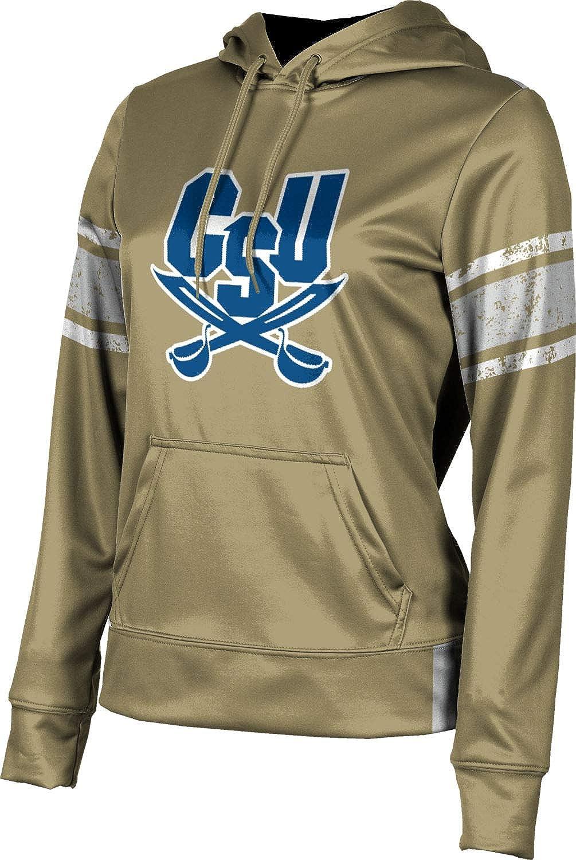 ProSphere Charleston Southern University Girls' Pullover Hoodie, School Spirit Sweatshirt (End Zone)