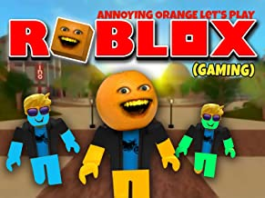 Clip: Annoying Orange Let's Play - Roblox!