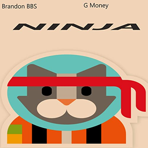 Ninja (feat. G Money) by Brandon BBS on Amazon Music ...
