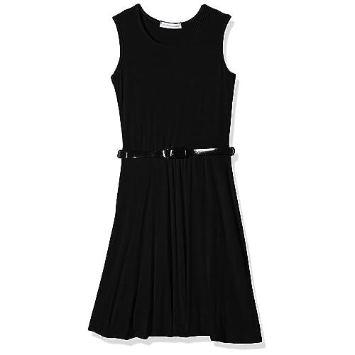 Jollyrascals Girls Dress Kids Party Dresses Belted Skater Style Age 7 8 9 10 11 12