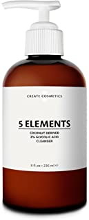 elements face wash benefits