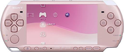 SONY PSP Playstation Portable Console JAPAN Model PSP-3000 Blossom Pink (Japan Import)