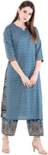 Harshana Kurta with palazzo set for women
