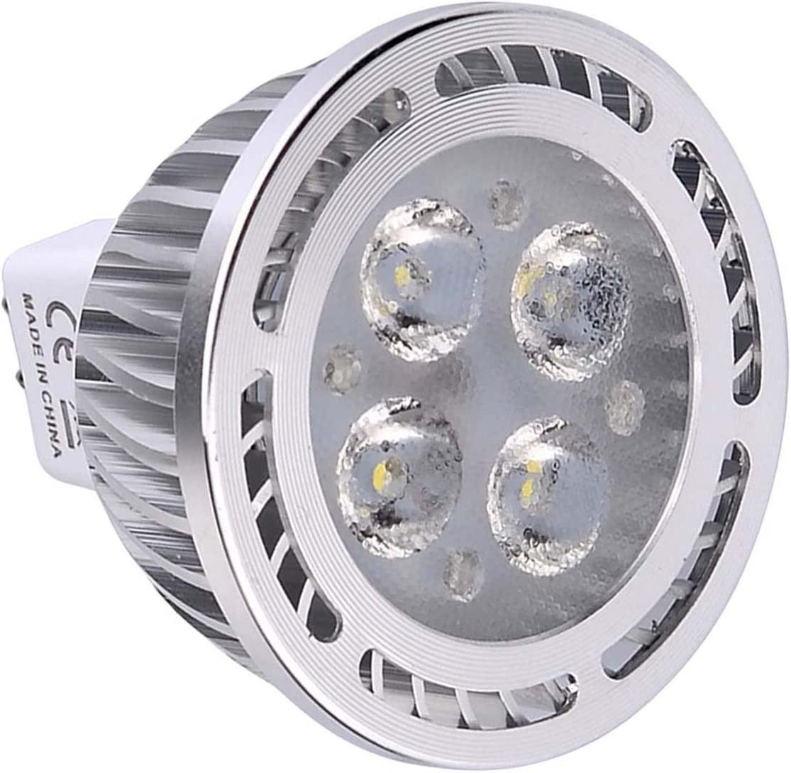 Cheap sale LED Universal Bulb MR16 Frosted Max 51% OFF SM Spotlight Lens 4 3030