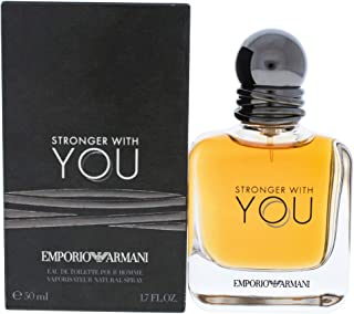 Armani Collezioni - Eau de toilette stronger with you emporio armani 50 ml giorgio armani
