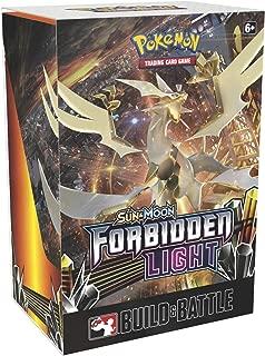 Pokemon Forbidden Light Build & Battle Kit