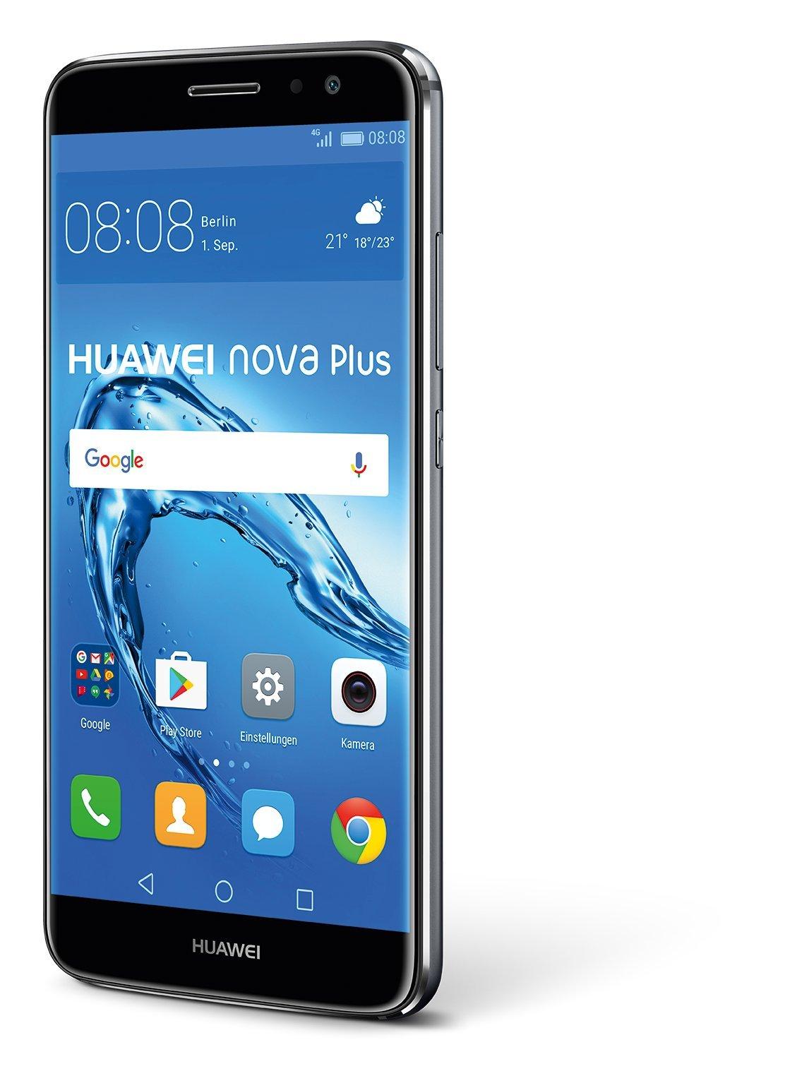 Huawei Nova Plus - Smartphone Libre Android (5.5