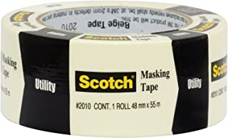 Scotch Utility Purpose Masking Tape 48 mm x 55 m, (2010)