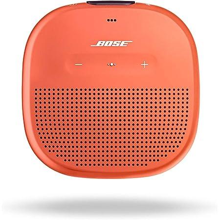 Bose SoundLink Micro: Small Portable Bluetooth Speaker (Waterproof), Bright Orange