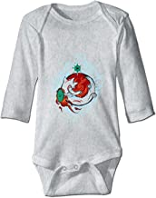 Funny Shirt Peace Love Gift Ideal Romper Bodysuits