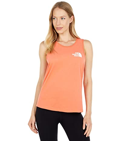 The North Face Simple Logo Tank Top