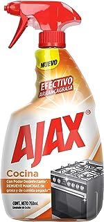 Ajax atomizador, Limpiador Líquido para cocina, Con poder desinfectante*, Remueve manchas de grasa y de comida pegada**, E...