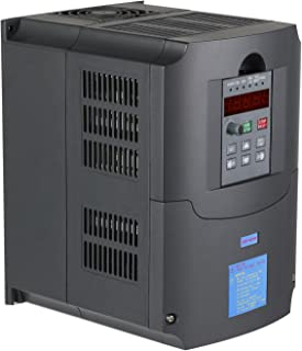 Z-bond 7.5KW VFD Variable Frequency Drive Inverter 10HP 220V for Spindle Motor Speed Control (VFD-7.5KW)