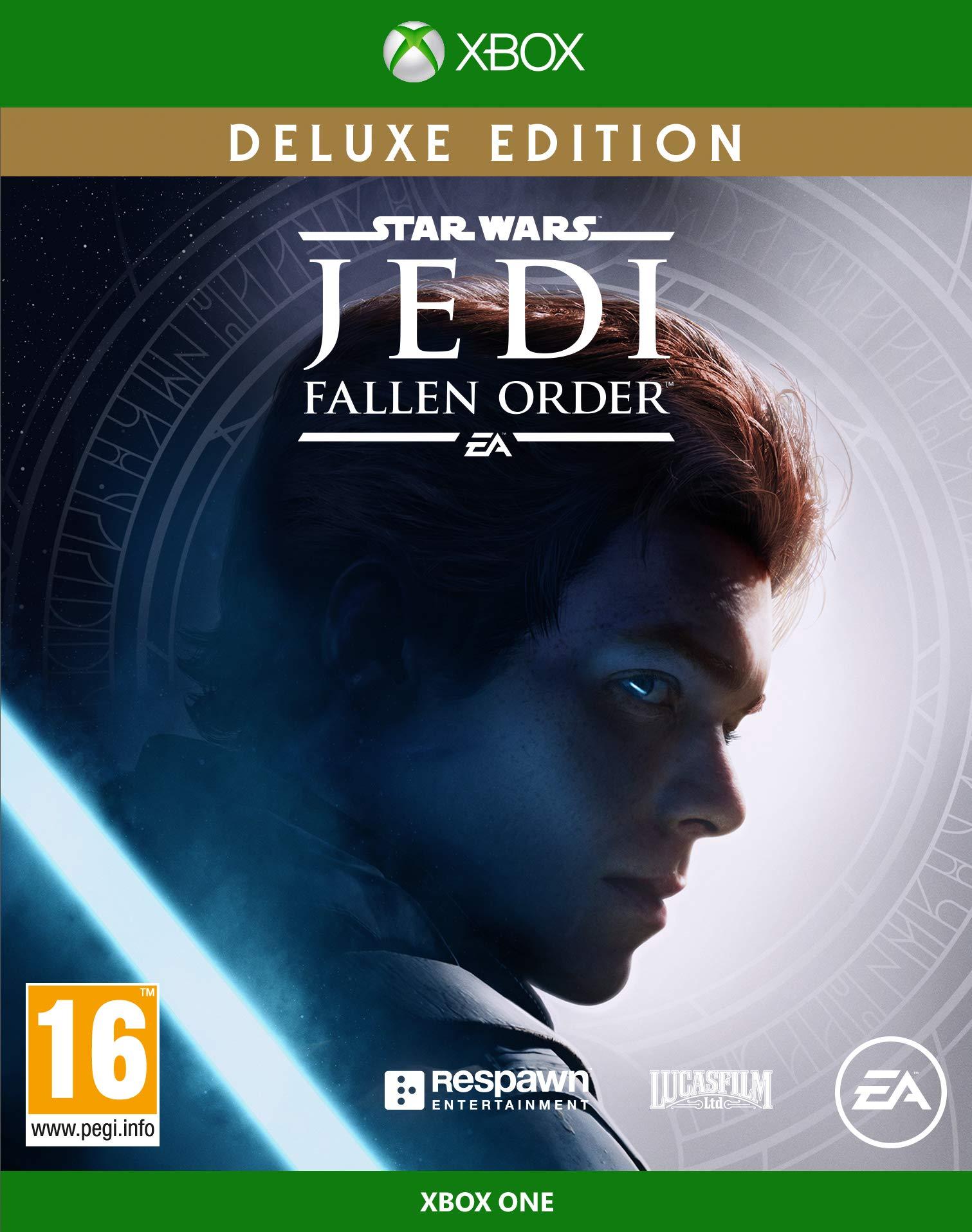 Star Wars Jedi: Fallen Order - Deluxe Edition - Xbox One ...