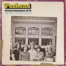 United Technique 1972: The First Studio Demos