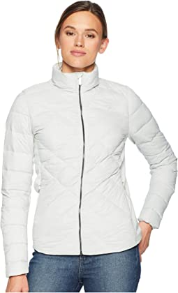 Lucia Hybrid Down Jacket